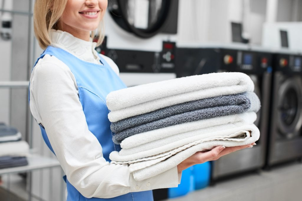 Office Cleaning in Cardiff laundry Servics